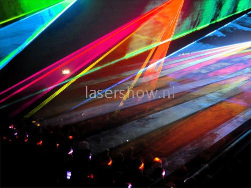 lasershow Leger Des Heils