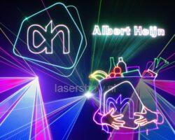 lasershow-albert-heijn