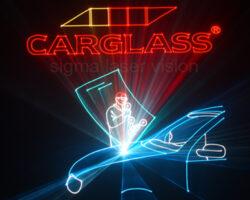 lasershow carglass1