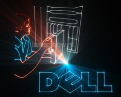 lasershow-dell