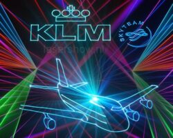 lasershow-klm