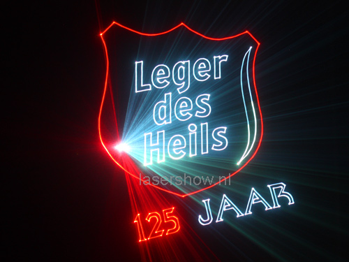 Openingshow Leger Des Heils