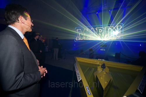 lasershow Marin te Ede