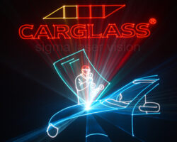 lasershow carglass1