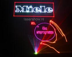 lasershow-miele
