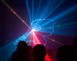 lasershow nederland
